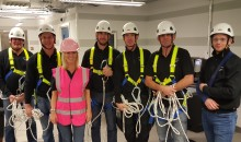 Sash Smart- Safety Working at Heights Training.