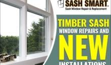 Sash Smart Repair and Replacement