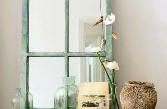 recycle old sash windows